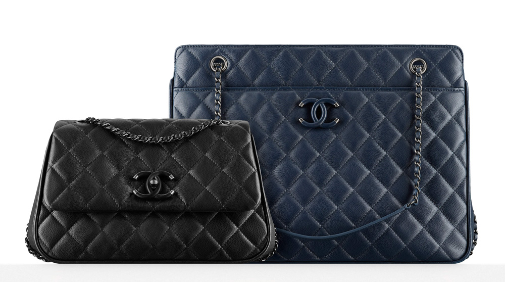 Chanel Just Released a Giant Pre-Collection Fall 2016 Lookbook ... b7f469f46dbab