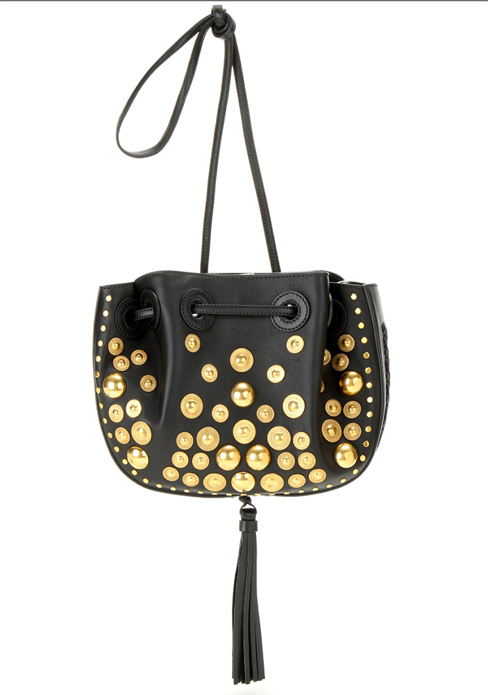 Chloe-Ines-Studded-Bucket-Bag