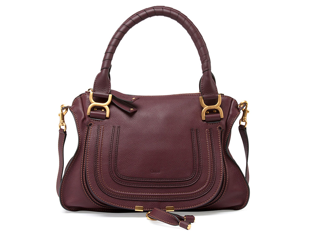 chloe marcie small leather crossbody bag - Chlo�� Handbags and Purses - PurseBlog
