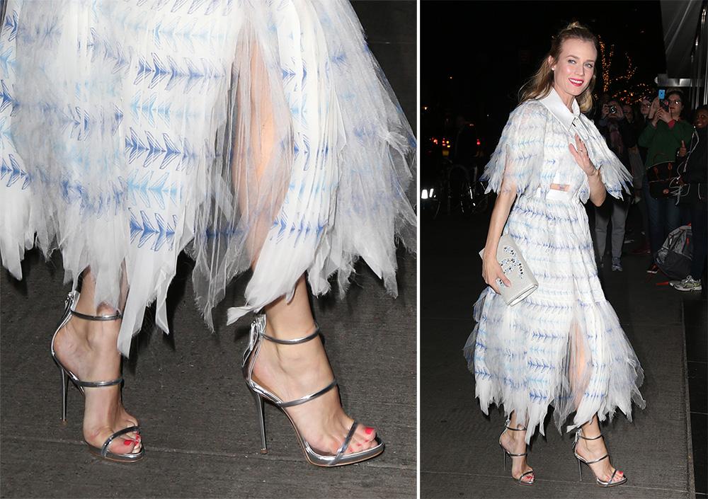 Diane-Kruger-Giuseppe-Zanotti-Three-Strap-Sandals