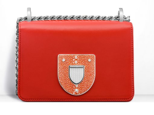 Dior-Diorama-Club-Bag-Orange