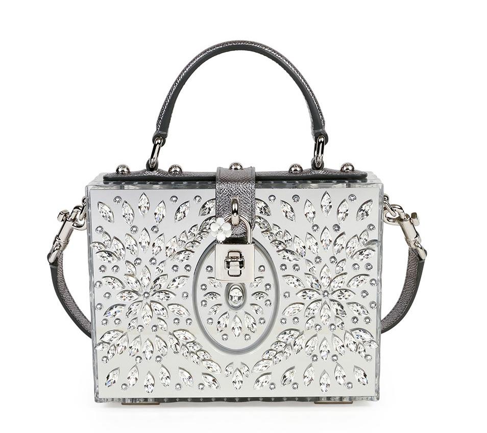 Dolce-and-Gabbana-Crystal-Box-Bag