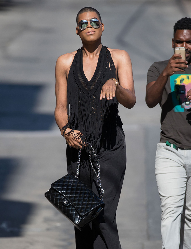 EJ-Johnson-Chanel-Maxi-Classic-Flap-Bag