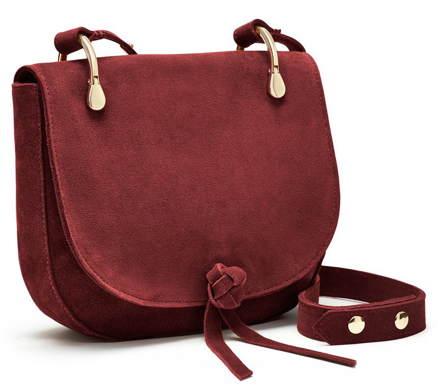 Elizabeth-and-James-Zoe-Suede-Saddle-Bag