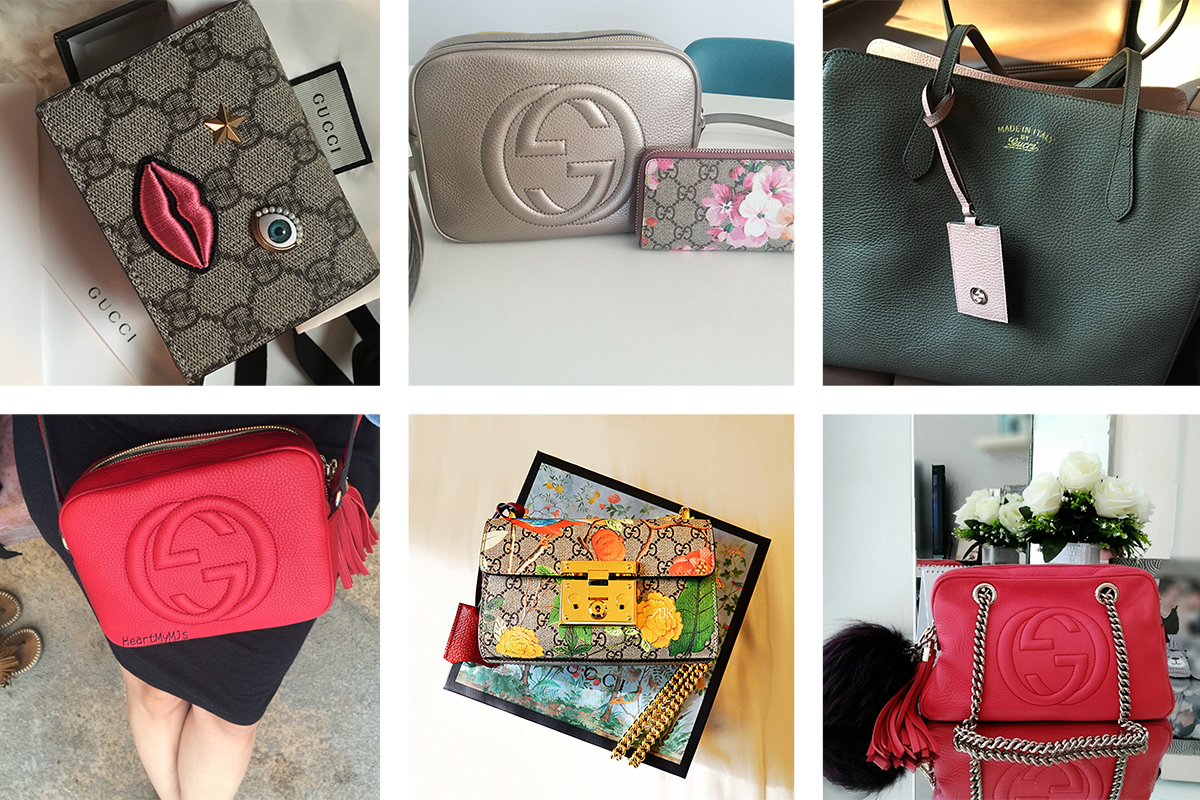 43291ed2158a39 Gorgeous Gucci Bags Straight From the Arms of Our PurseForum Members ...