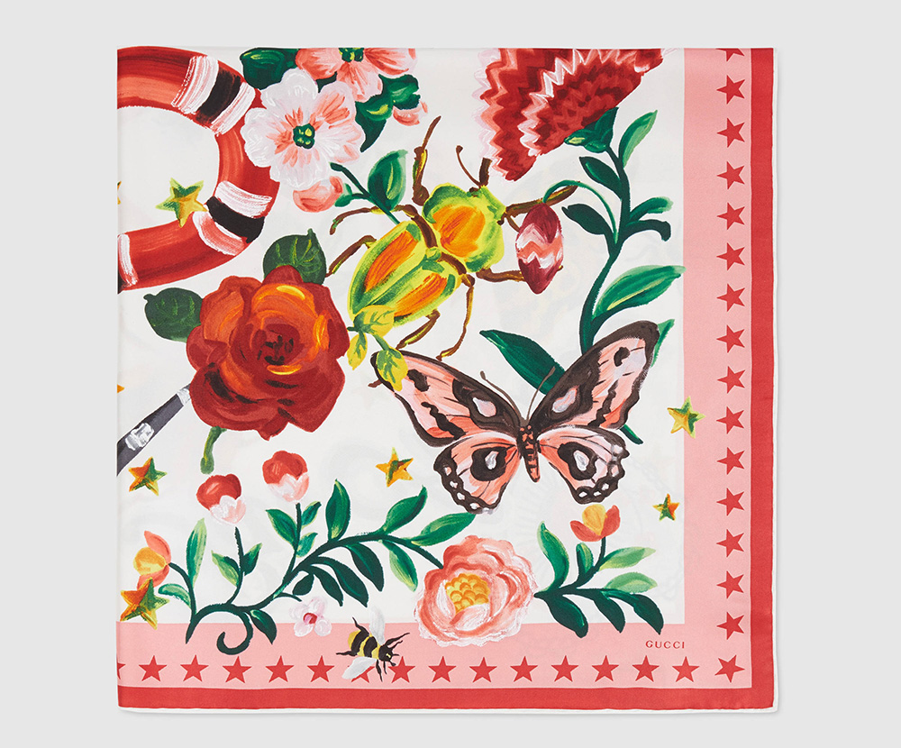 michele maximalist notebook immersive series s of from photo pin garden menagerie gucci alessandro the