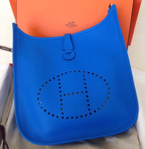 Hermes-Evelyn-Bag