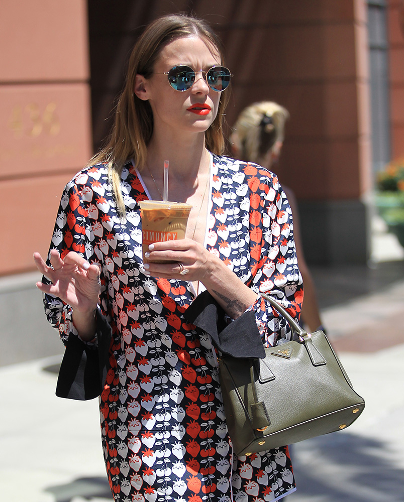 Jaime-King-Prada-Galleria-Small-Tote
