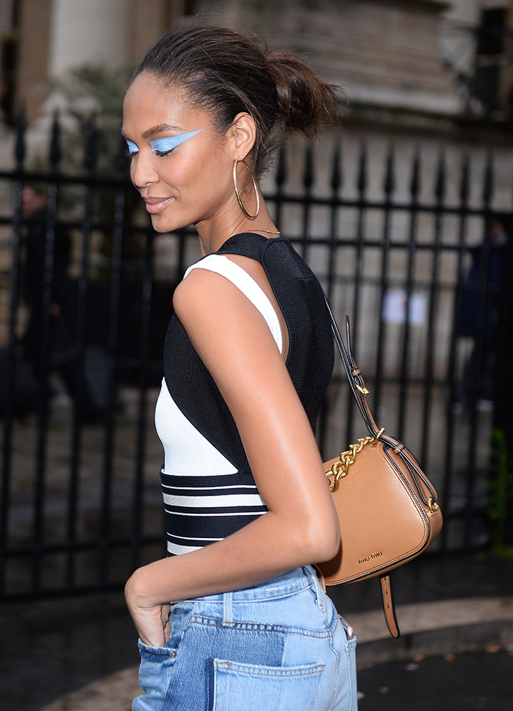 Joan-Smalls-Miu-Miu-Saddle-Bag