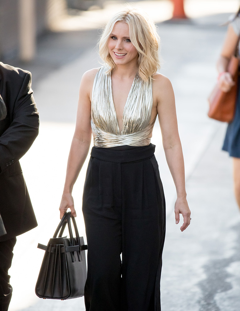 Kristen-Bell-Saint-Laurent-Sac-de-Jour-Bag