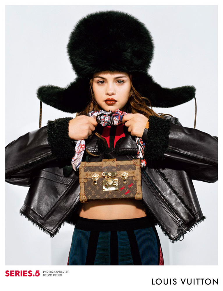 Louis Vuitton's Fall 2016 Ad Campaign Features Tons of ...