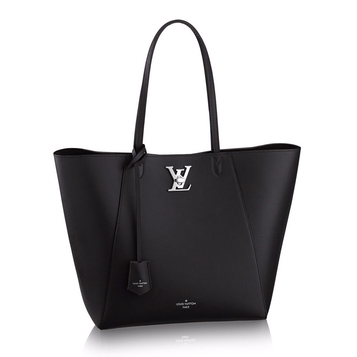Louis Vuitton Lockme Cabas Noir
