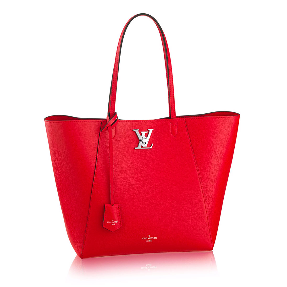 Louis Vuitton Lockme Cabas Rubis