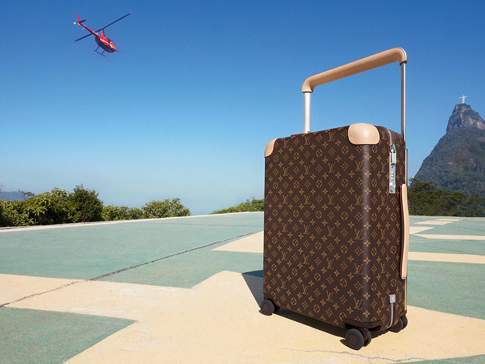 8340461257b Louis Vuitton s Super Popular Rolling Luggage Just Got a Whole New Look
