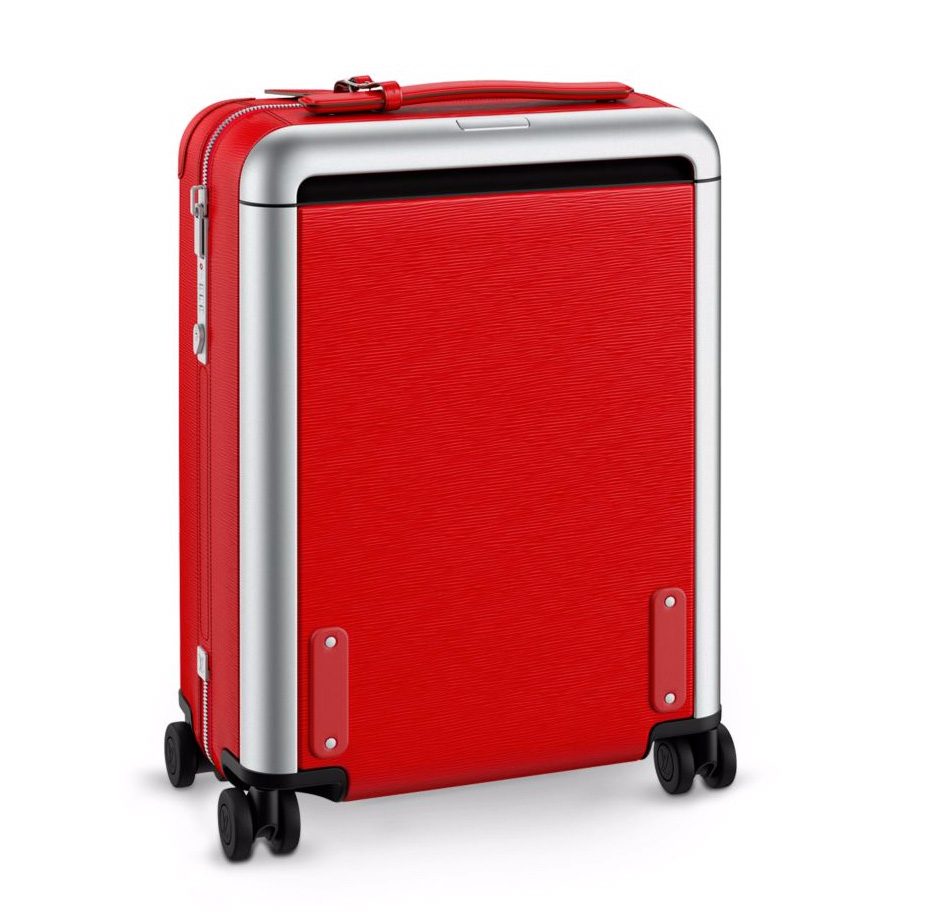 Louis Vuitton's Super Popular Rolling Luggage Just Got a Whole New ...