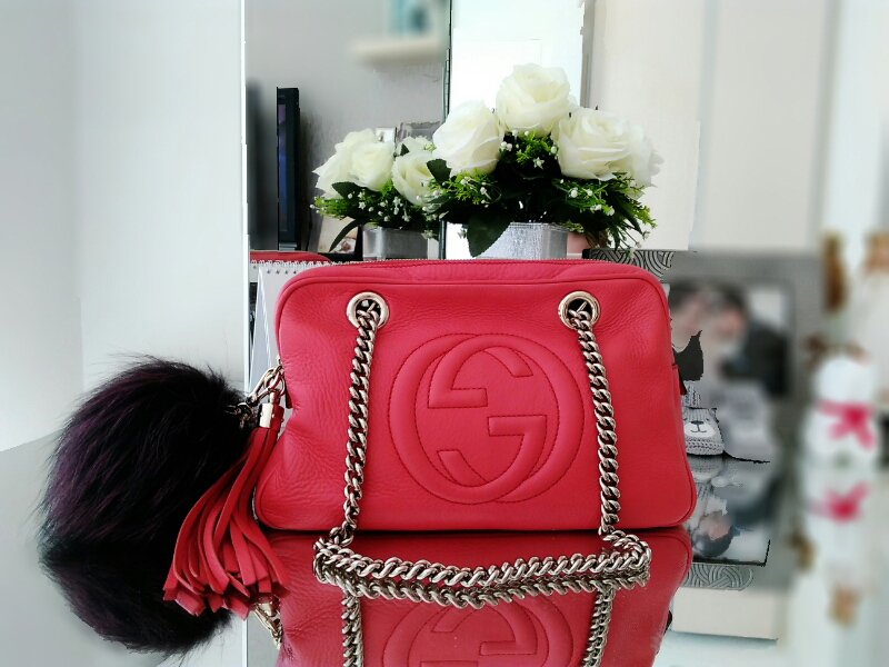 2c36fbbc2b36 tPF Member  Petherezia Bag  Gucci Soho Leather Chain Shoulder Bag Shop   Similar styles