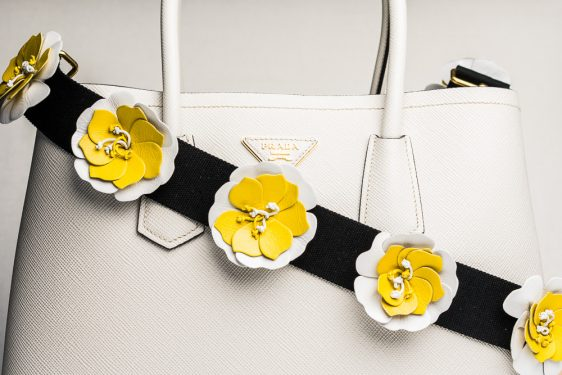 An Intimate Look at the Prada Galleria Bag, Double Bag and New Shoulder Straps