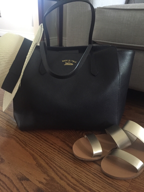 tPF Member: SimplyB Bag: Gucci Swing Tote Shop: Similar styles via Gucci
