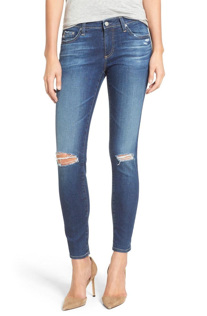 AG The Legging Ankle Jeans