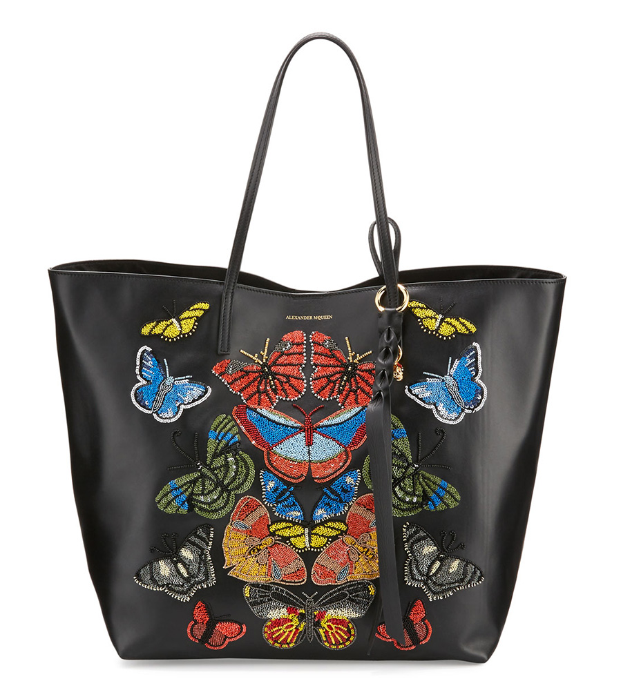 Alexander-McQueen-Butterfly-Embroidered-Tote