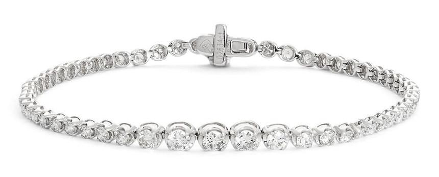 Bony Levy Liora Diamond Tennis Bracelet