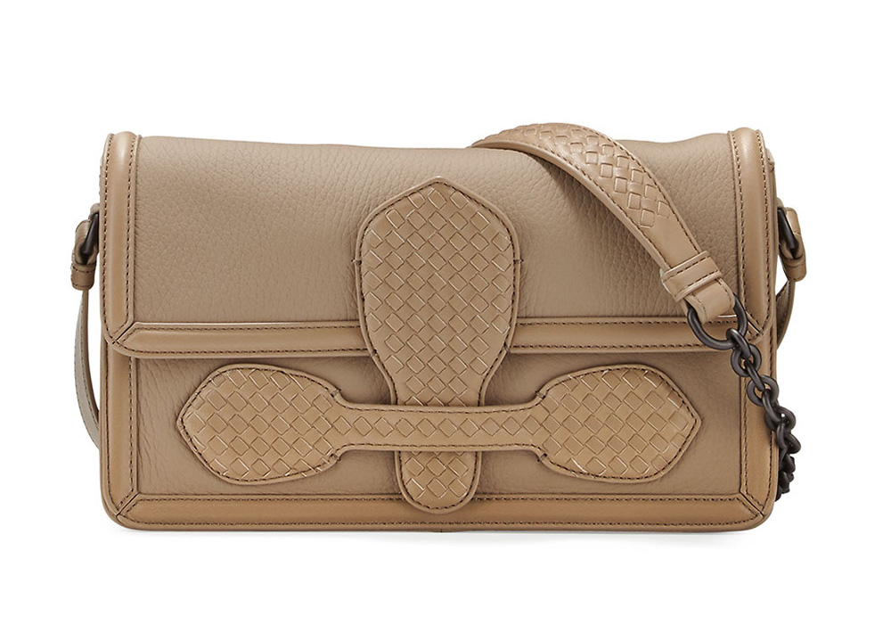 Bottega-Veneta-Small-Half-Flap-Shoulder-Bag