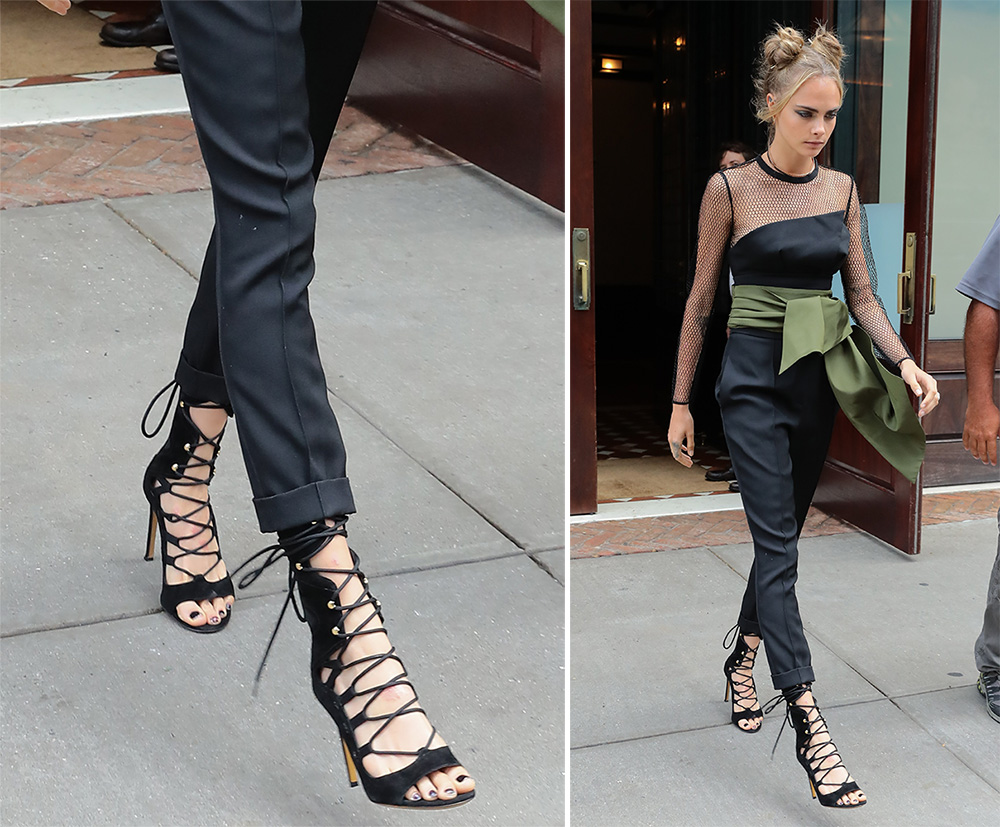 Cara-Delevingne-Alexander-Vauthier-Lace-Up-Sandals