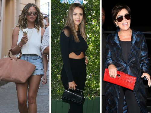 Celebs Flock to Kylie Jenner's B-Day & St. Tropez with Bags from The Row, Saint Laurent, & Gucci