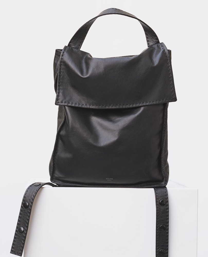 Celine-Croissant-Backpack-Black-2800