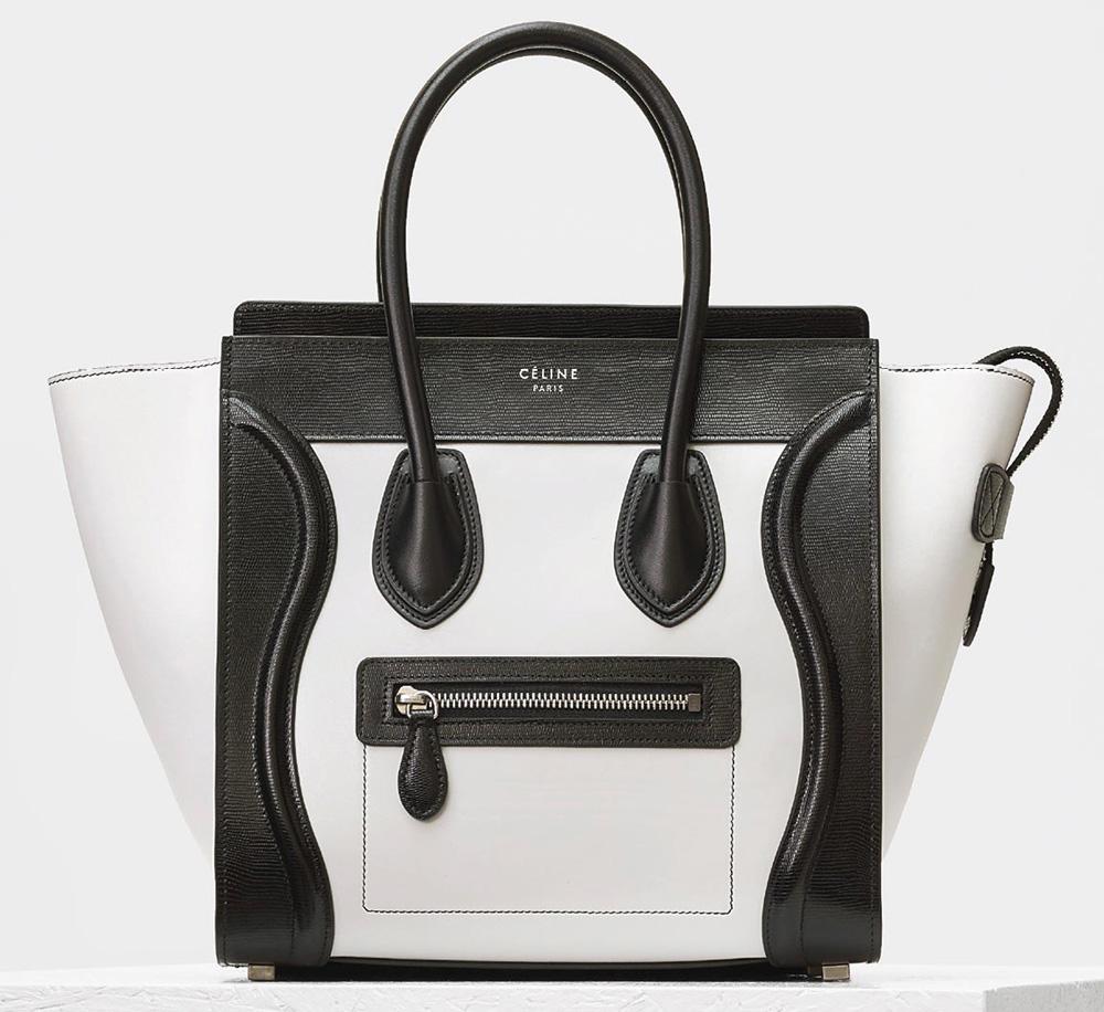 Celine-Micro-Luggage-Tote-Bicolor-3350