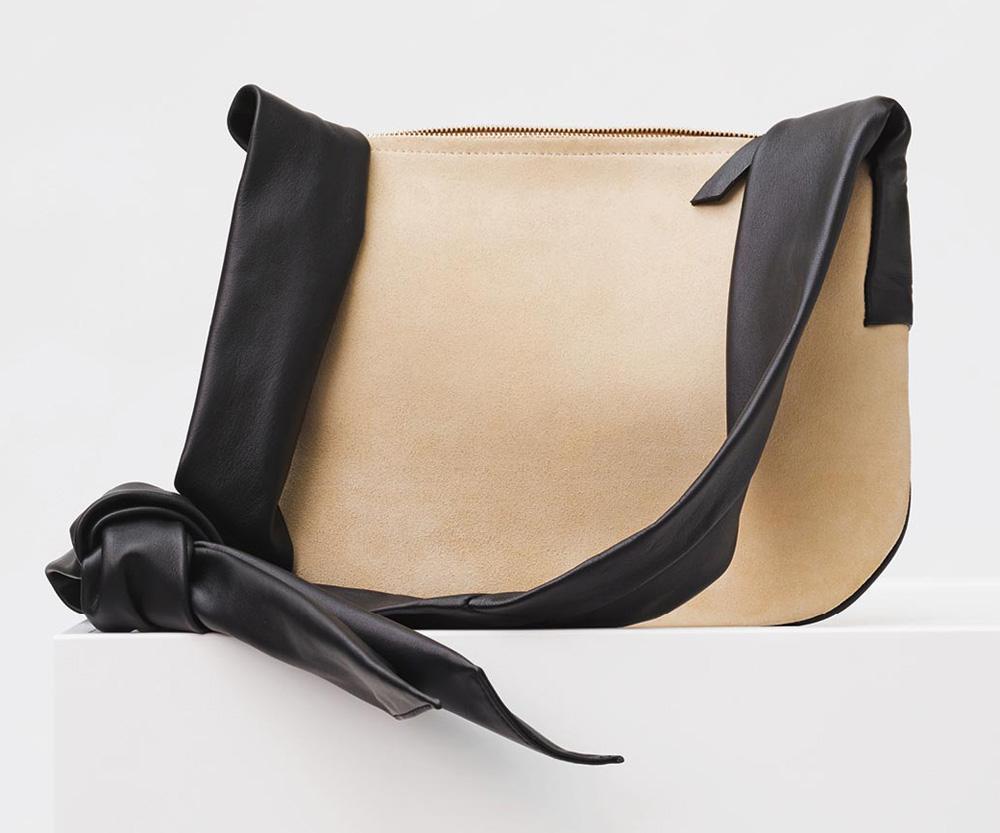 Celine-Small-Ribbon-Shoulder-Bag-Beige-1700