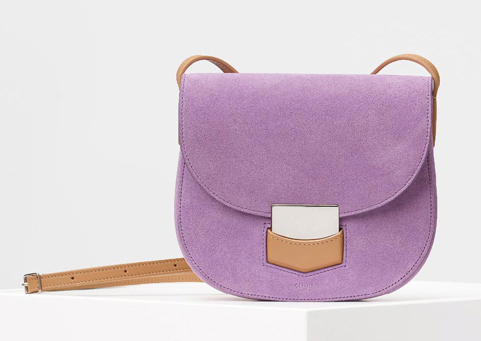 Celine-Small-Trotteur-Bag-Purple-Suede-1700