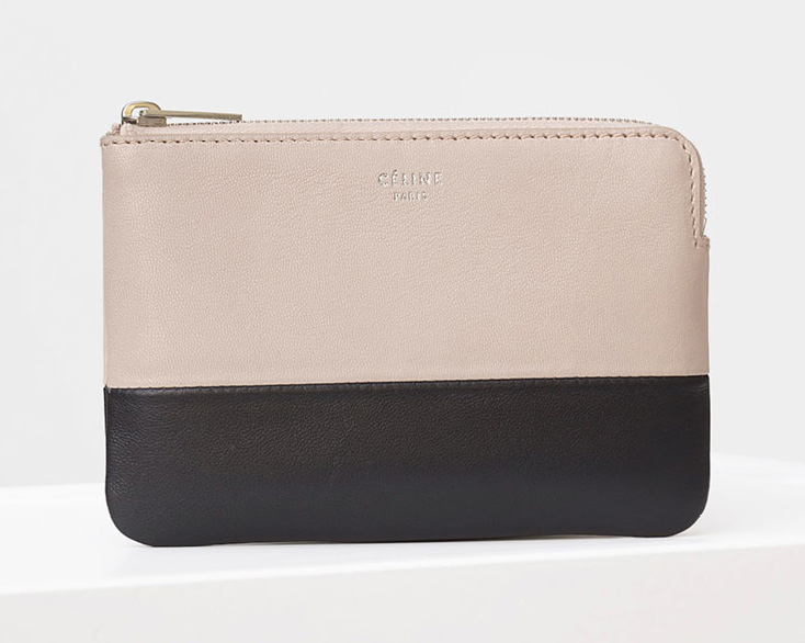 Celine-Solo-Coin-and-Card-Purse-Black