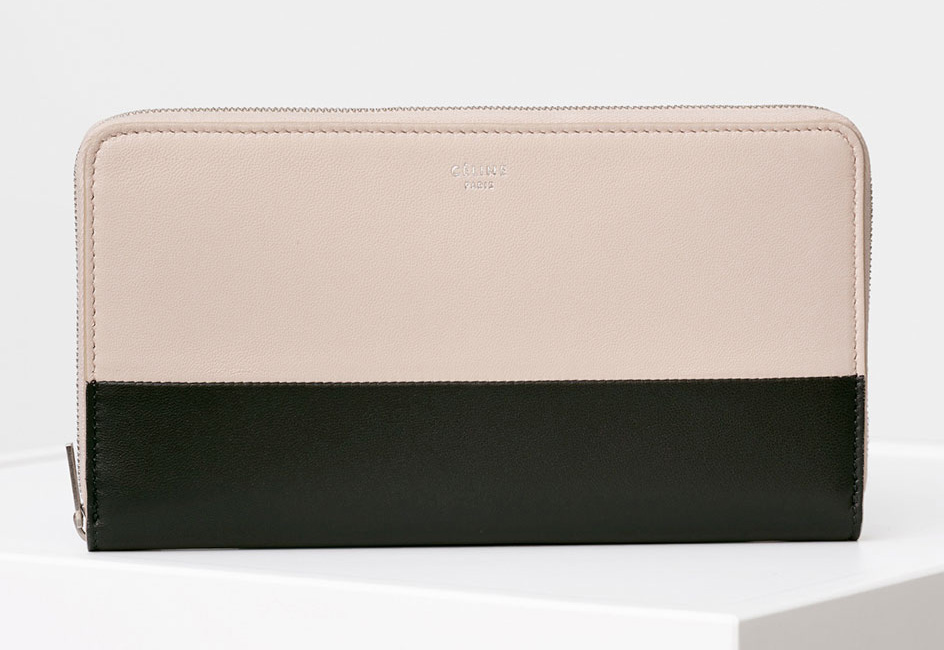 648e707332 Celine Large Zipped Multifunction Wallet - Image Of Wallet