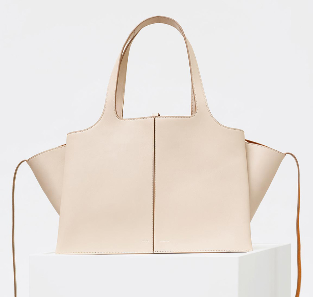 Celine-Tri-Fold-Shoulder-Bag-Ivory-3100