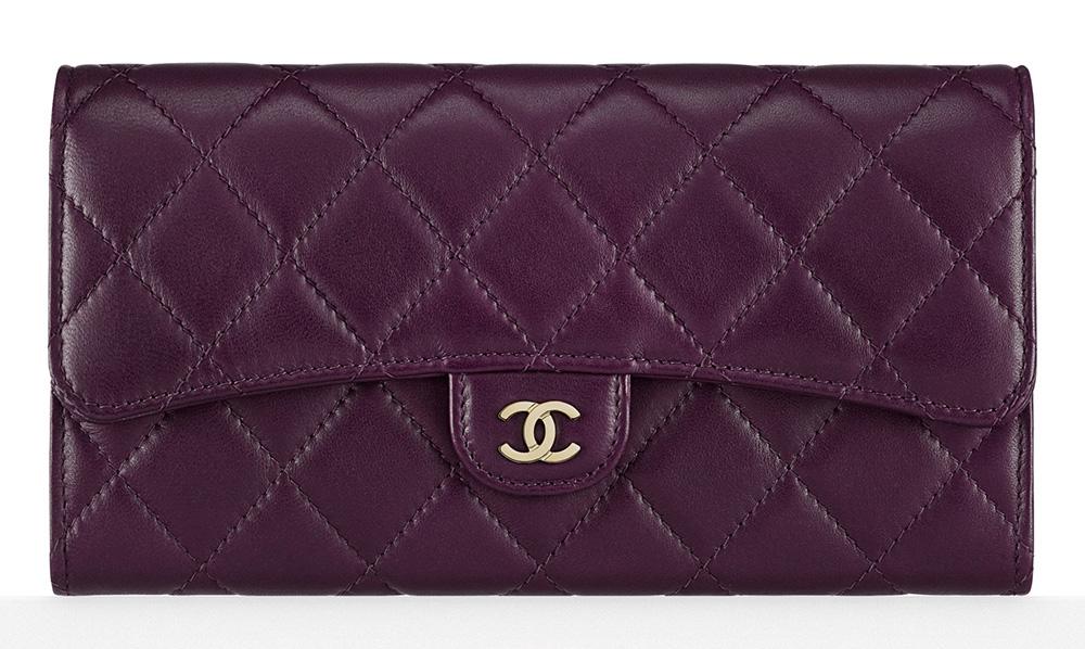 Chanel-Flap-Wallet-Purple-1000