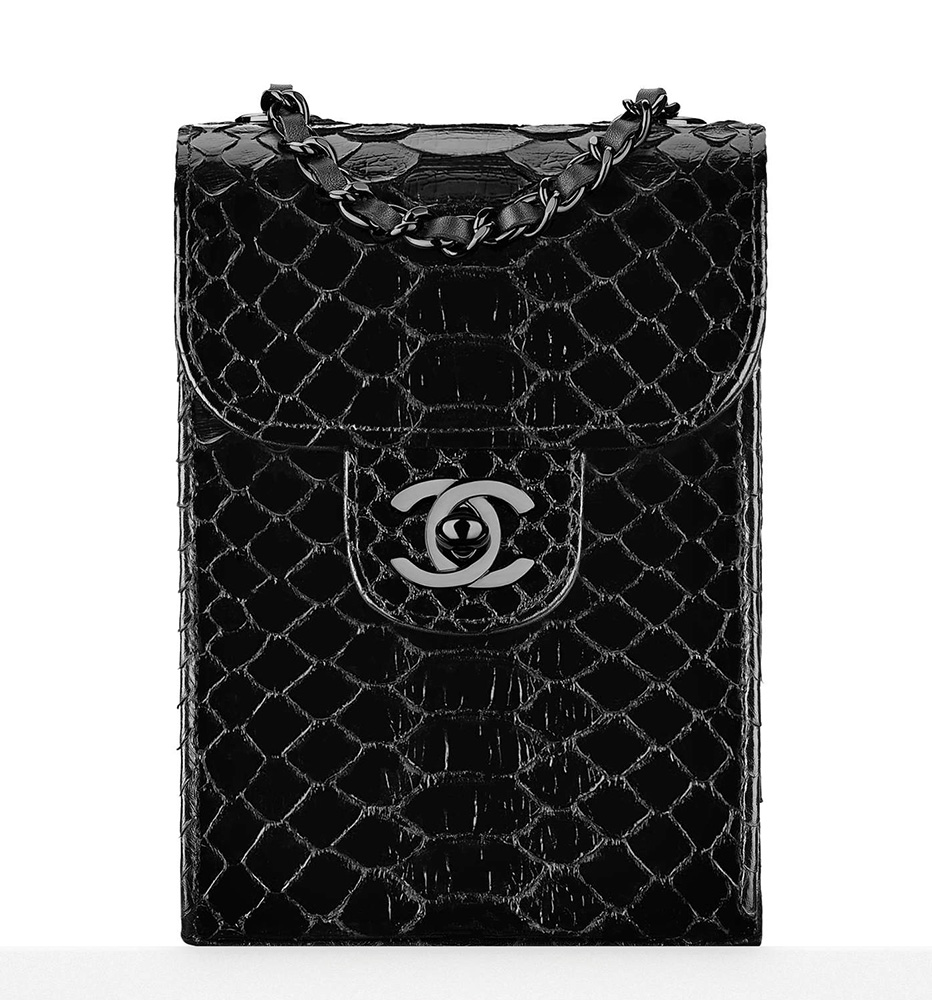 Chanel-Python-Wallet-on-Chain-3300