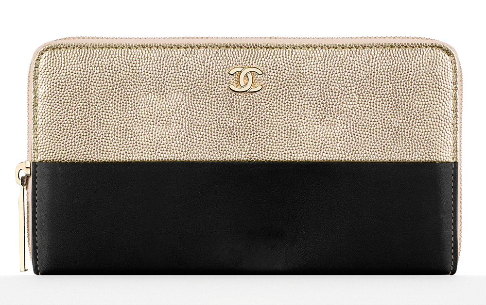 Chanel-Zipped-Wallet-Bicolor-1125