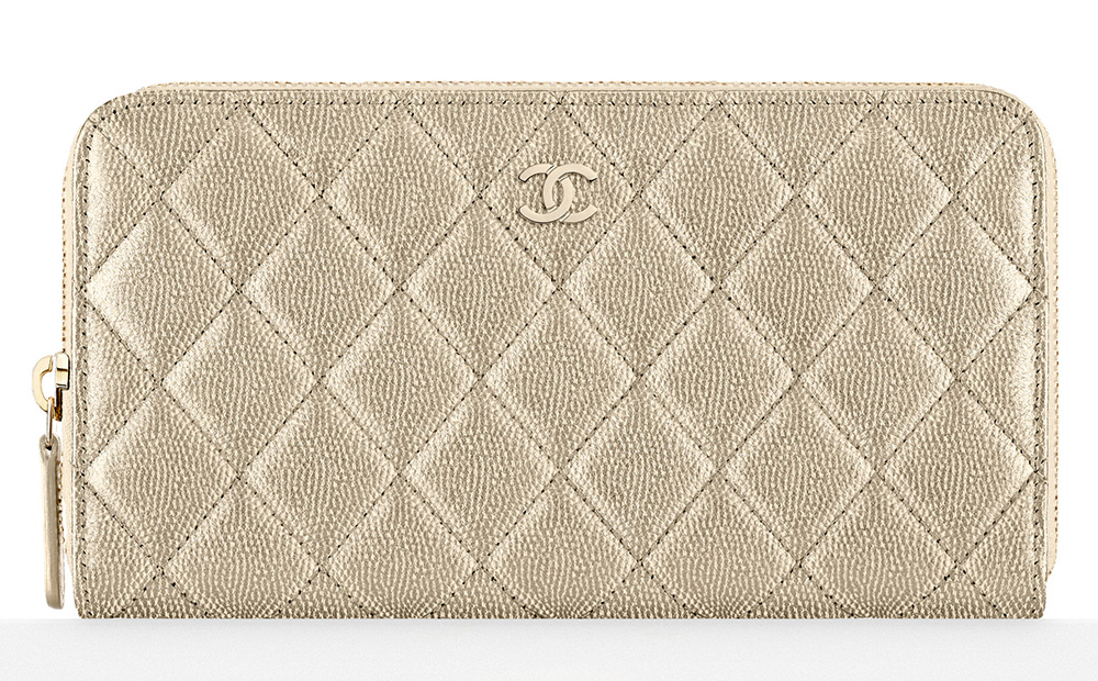 Chanel-Zipped-Wallet-Gold-1125