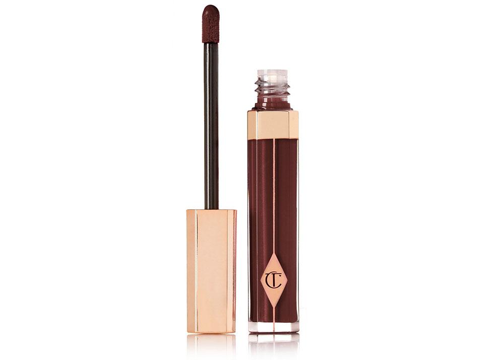 Charlotte Tilbury Lip Lustre Luxe Color-Lasting Lip Lacquer in Unleash Me