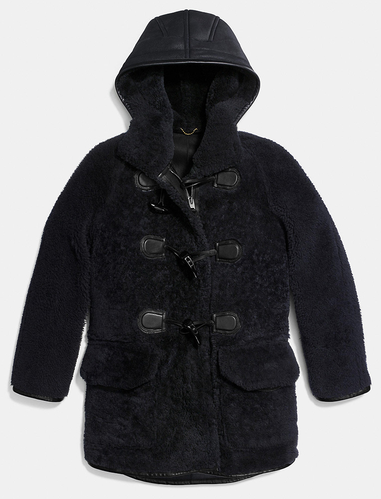 Coach-1941-Shearling-Duffle-Coat