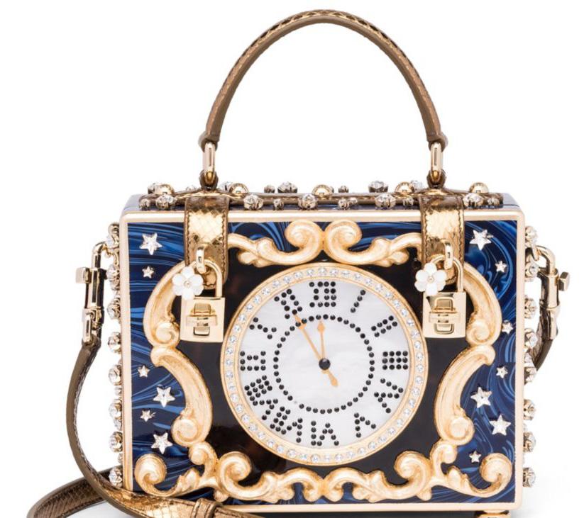 Dolce-and-Gabbana-Enchanted-Clock-Box-Bag