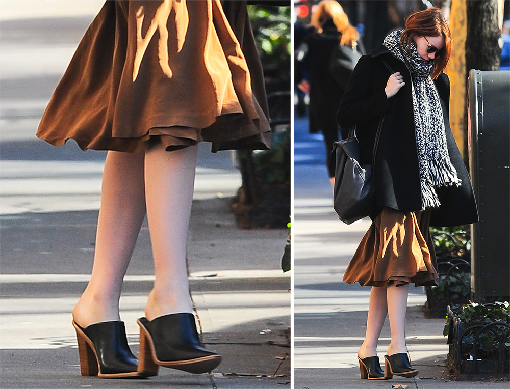 Emma Stone S Casual Shoe Style Is Inspiration For Cool