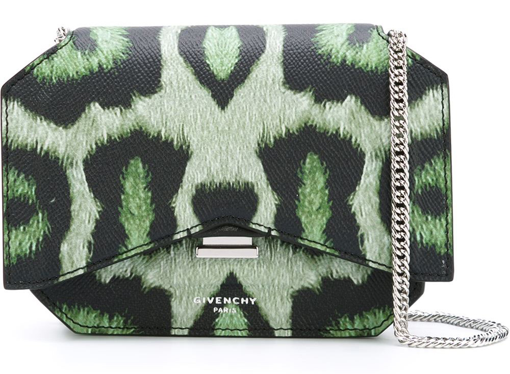 Givenchy-Bow-Cut-Chain-Wallet