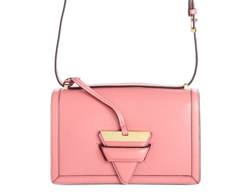 Loewe Barcelona Shoulder Handbag