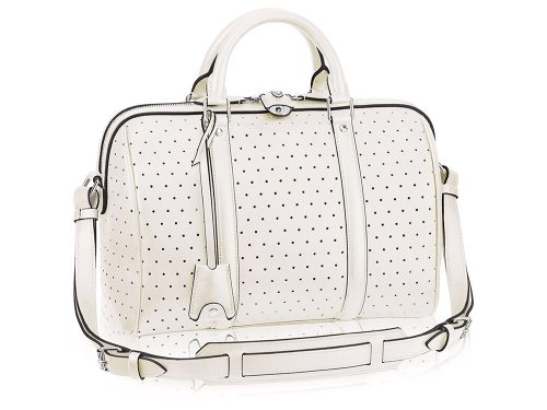 Latest Obsession: Louis Vuitton Perforated SC Bag PM