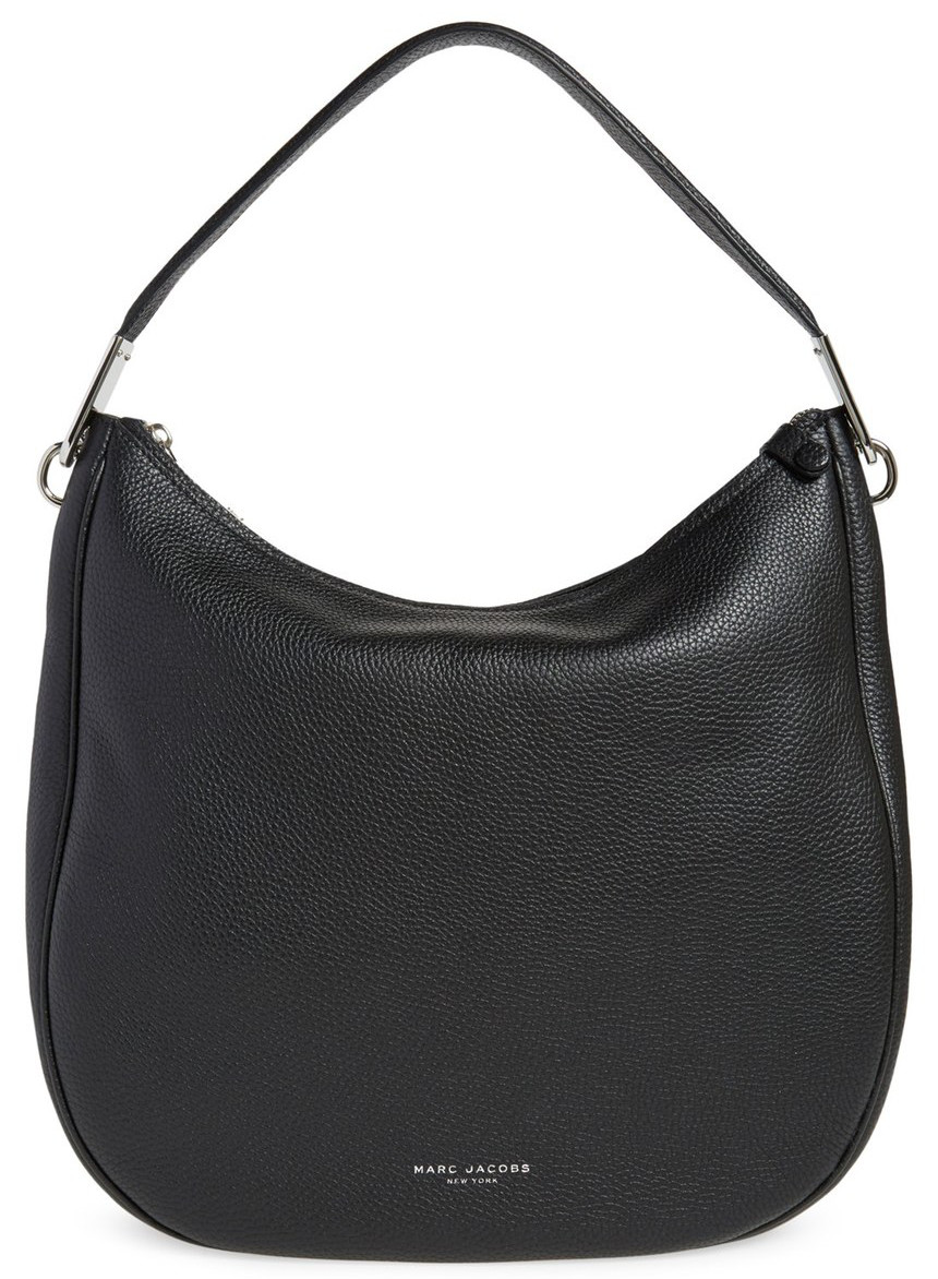 Marc Jacobs Pike Place Leather Hobo