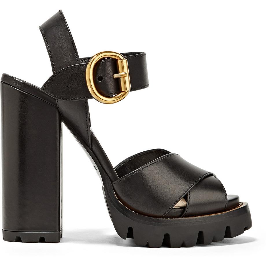 Prada-Leather-Platform-Sandals