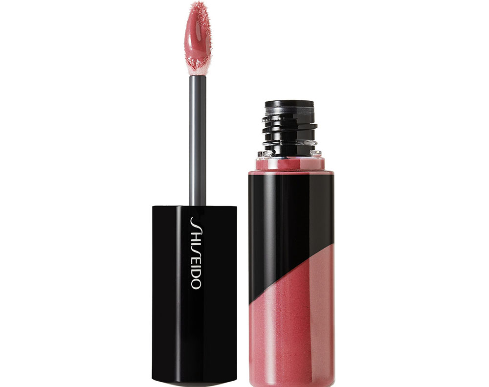 Shiseido Lacquer Lip Gloss in Baby Doll