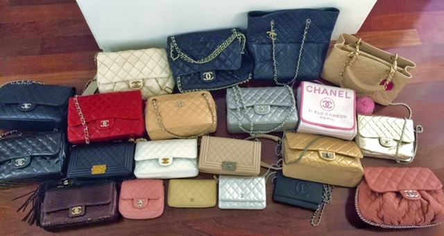 188f2b050449 One Big Happy Family: Check Out Our PurseForum Members' Epic Chanel ...